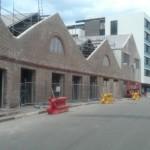 Outside the Warehouse 1