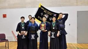 Team Champion USYD Team